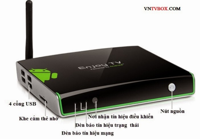 ANDROID TV BOX Mygica ATV1800E