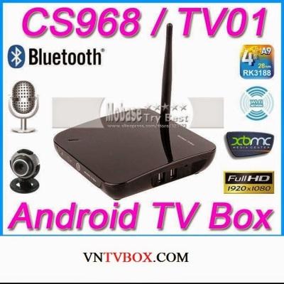 ANDROID TV BOX Tronsmart CS968