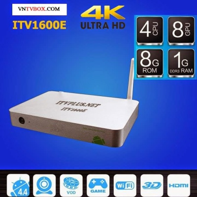 ANDROID TV BOX Mygica ITV1600E
